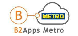 Connexion EDI avec la plateforme B2B Metro