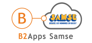 Connexion plateforme edi Samse