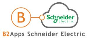 Connexion à la plateforme EDI de Schneider Electric